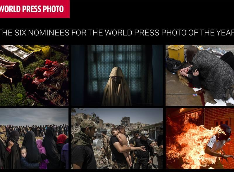 30/11 t/m 20/12 World Press Photo Exhibition Hulst